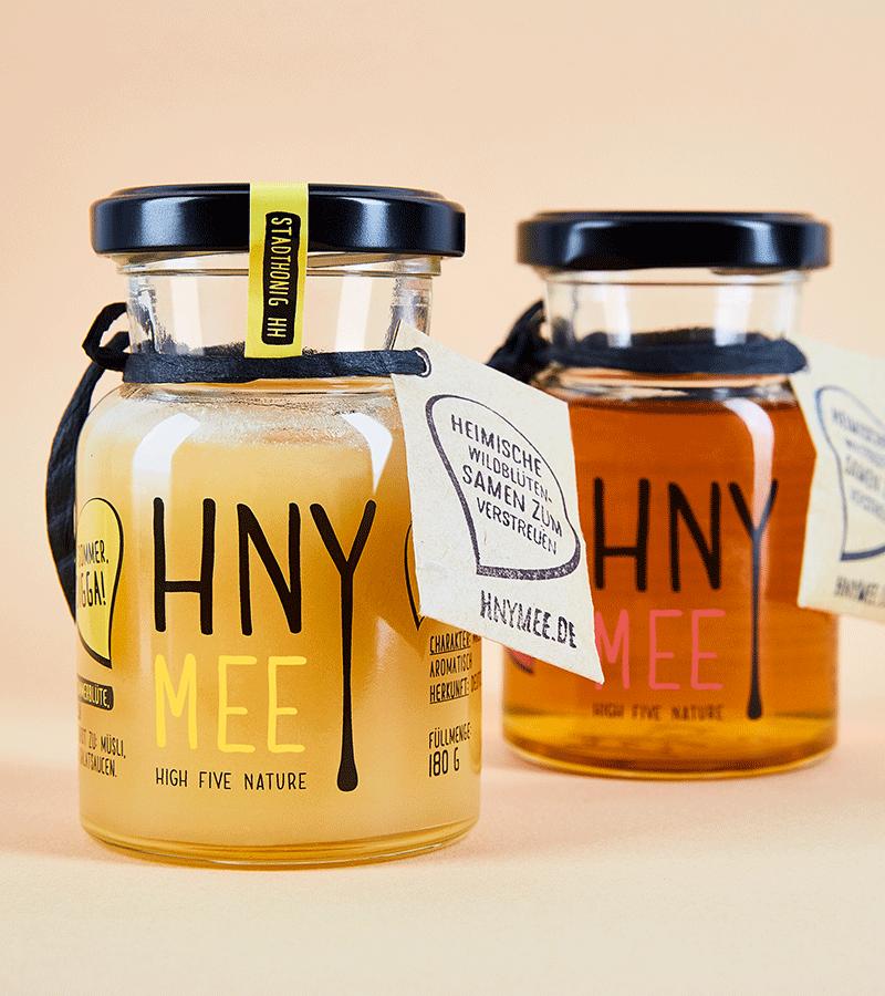 bob agency - Hnymee - Branding & Packaging