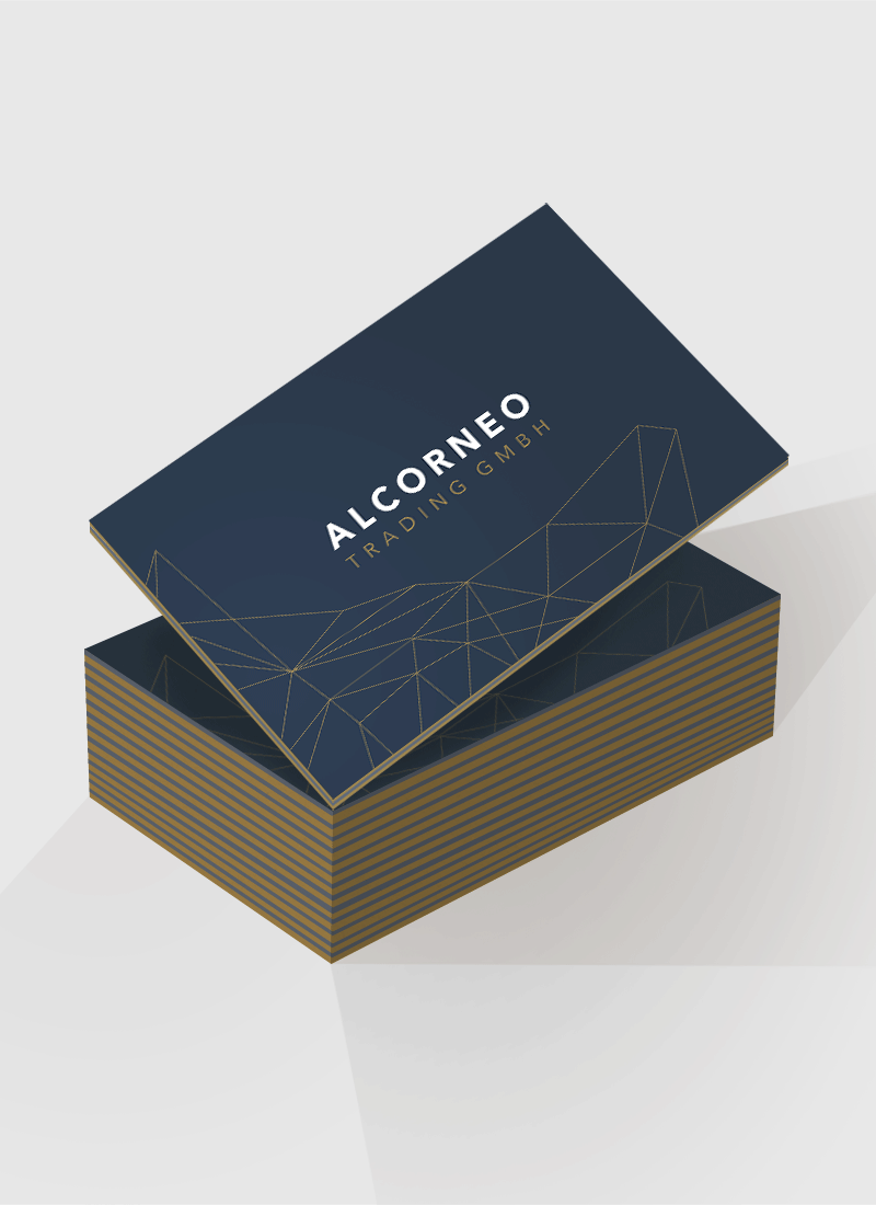 bob agency - Alcorneo Trading GmbH - Branding Design