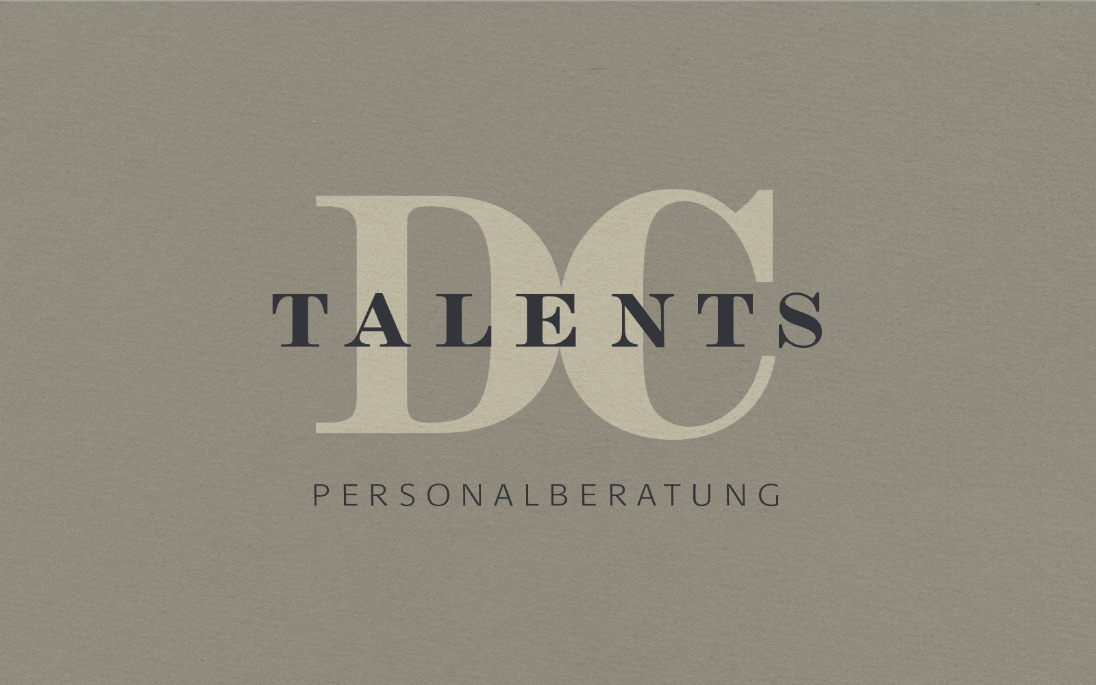 bob agency - DC Talents - Branding Design