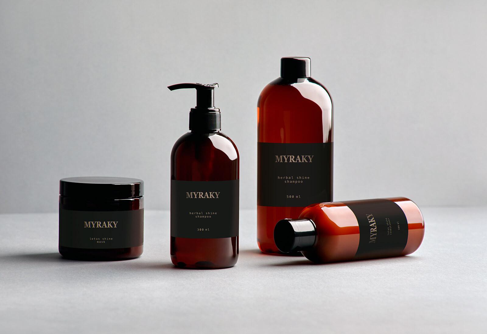 bob agency - Branding & Packaging for Myraky
