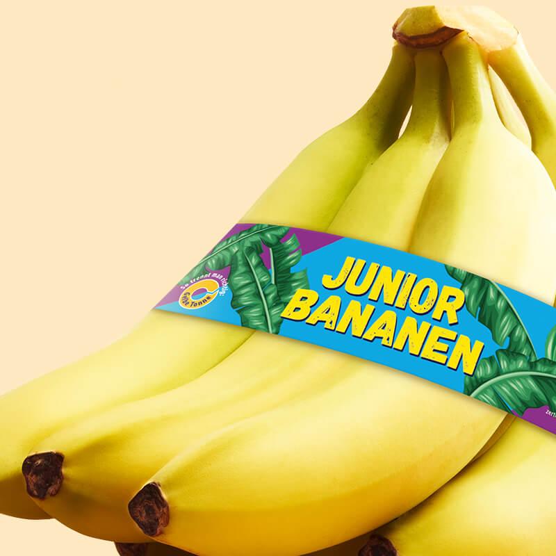 bob agency - Bandarole für Dole Bananen