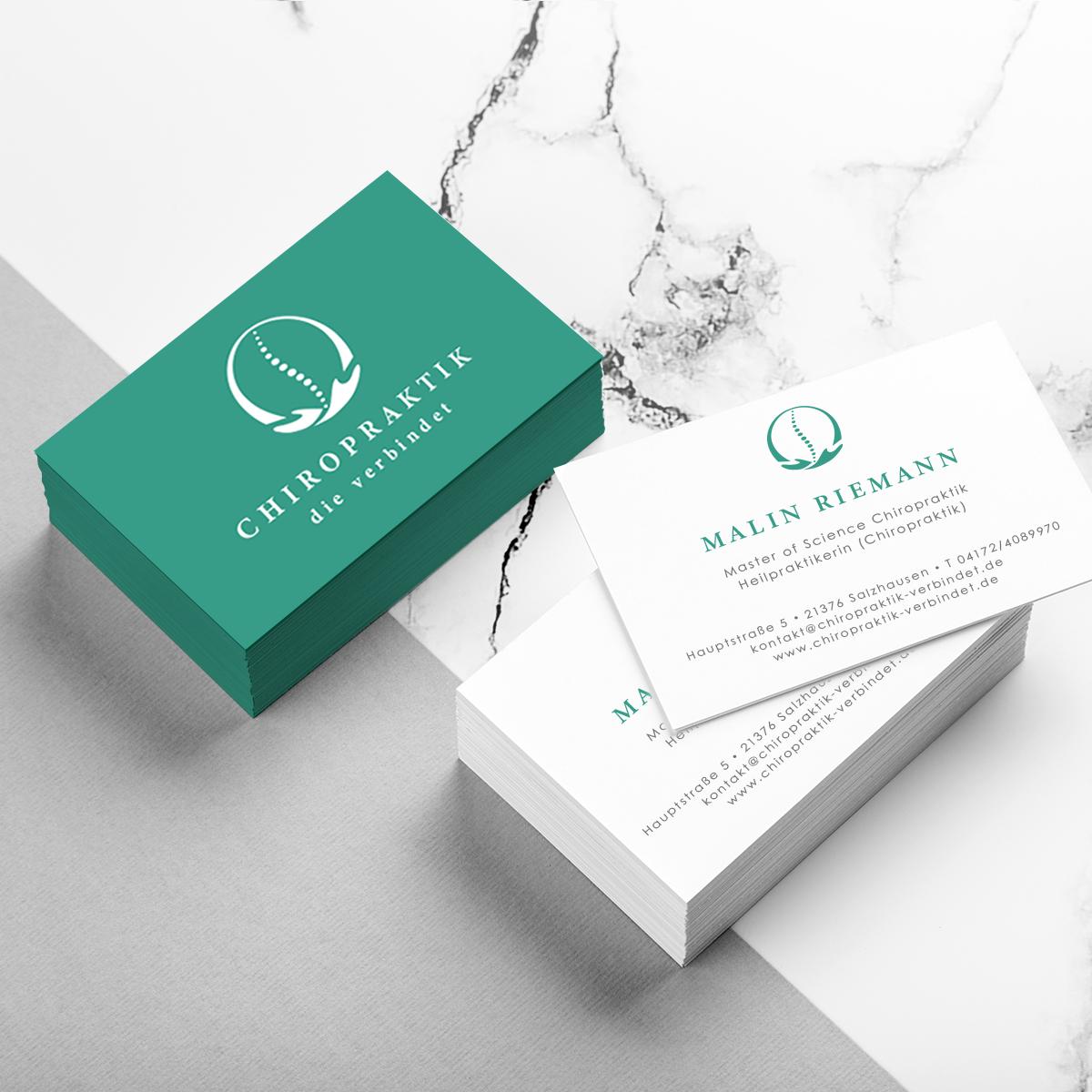 Bob Agency - Werbeagentur für Corporate Design - business cards - Malin Riemann